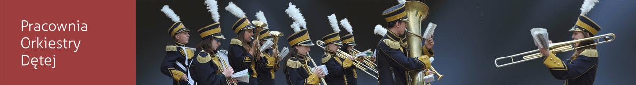 Pracownia orkiestry dętej
